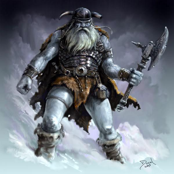2 Wampas vs Frost Giant | FantasyFaceOff Forum